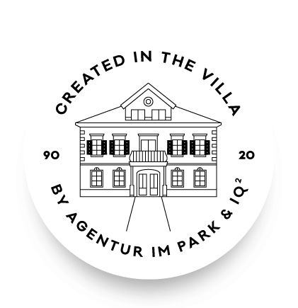 Created in the Villa by Agentur im Park & IQ² - Intelligente Weblösungen